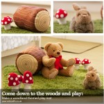 Woodland Play mat Overview new